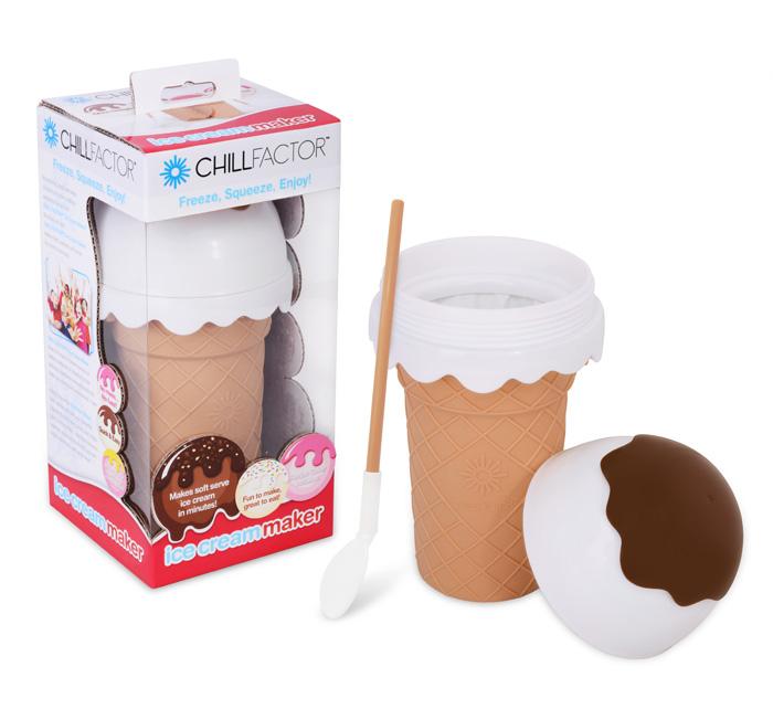 Стаканчики для мороженого в домашних условиях