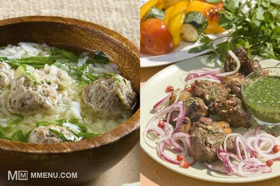 Кутап армянское национальное блюдо
