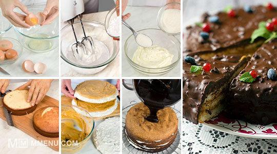Дизайны тортов своими руками