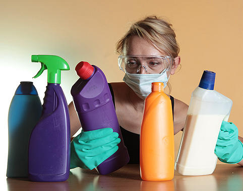 Домашняя химия своими руками