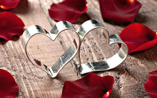 На день влюбленных подарки свои руками