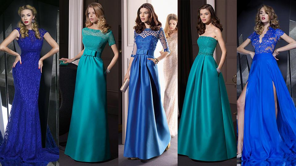 Цвет платья так же стоит выбирать в сочетании с тем чего ты ждешь в Новом Году
