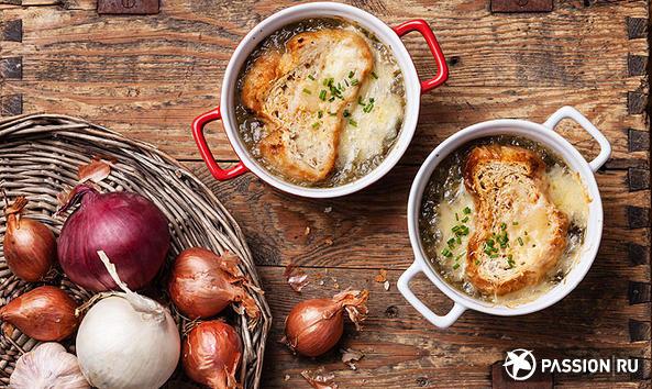Блюда французской кухни фото