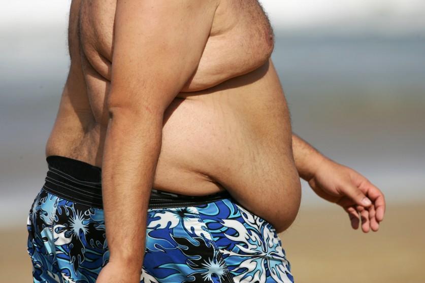 как размять жир на животе