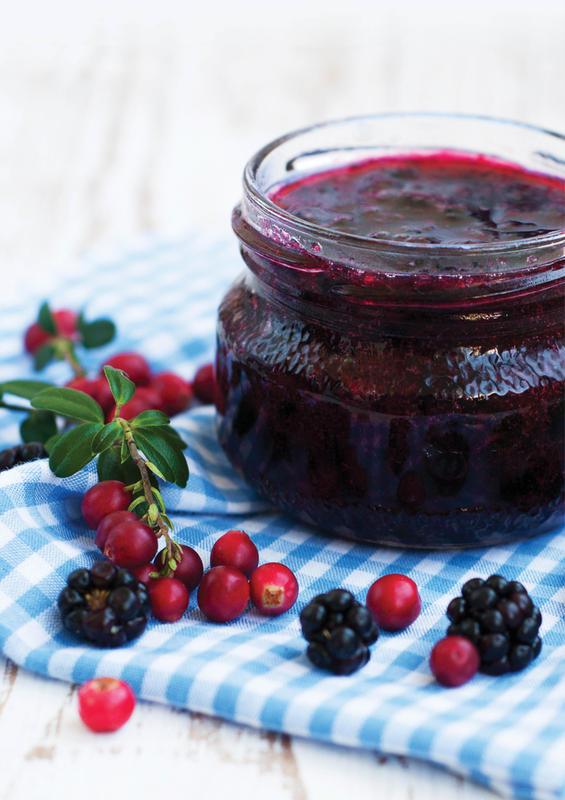 Фото рецепт желе из ягод