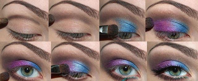 Как делать клевый макияж