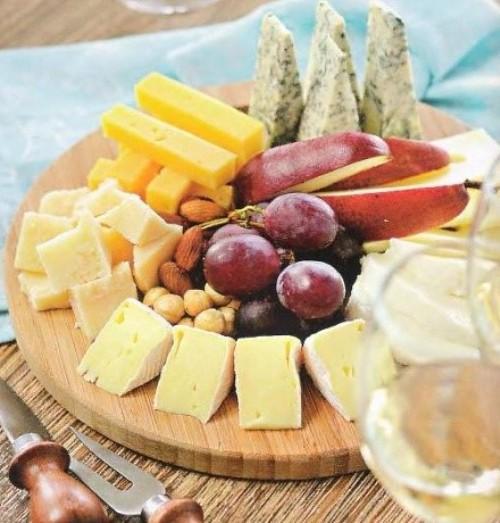 Как красиво подать сыр