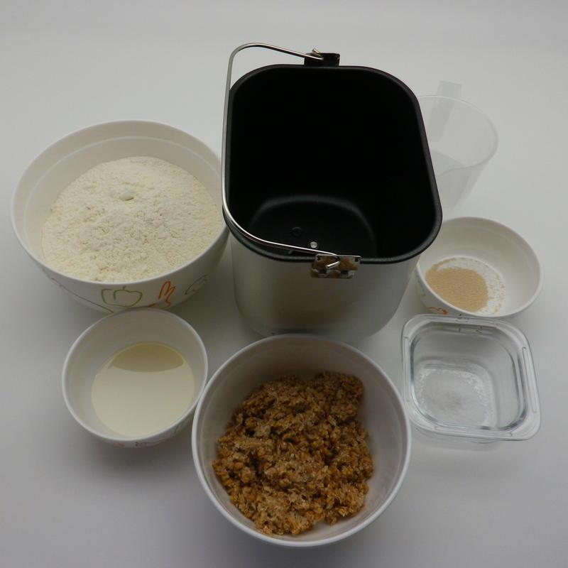 Как приготовить бездрожжевой хлеб на закваске в домашних условиях 975