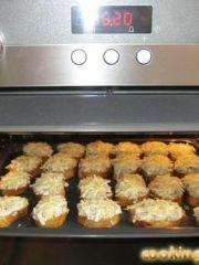Приготовление блюда по рецепту - горячие бутерброды с колбасой и сыром. (2). Шаг 6