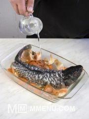 Приготовление блюда по рецепту - Гефилте фиш тушеная. Шаг 6