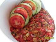 Приготовление блюда по рецепту - Рататуй с сыром. Шаг 5