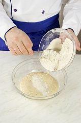"""Финские ржаные лепешки """"hapan ruisrieska"""", пошаговый рецепт с фото"""