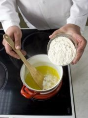 Заварные пирожки из сыра – кулинарный рецепт