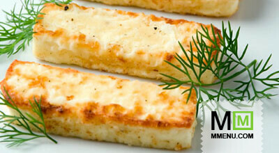 Блюда из сыра фета