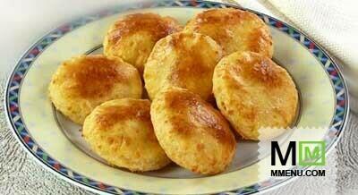 Рецепт печенья из сыра