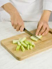 Фруктовое желе в арбузных корочках – кулинарный рецепт