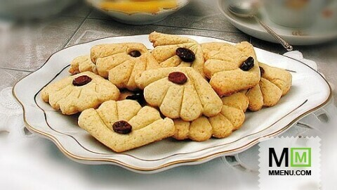 Печенье смайонезом