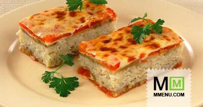 рецепт мусака греческая с рисом