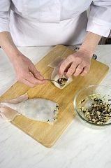 Приготовление блюда по рецепту - Фаршированные кальмары (3). Шаг 4