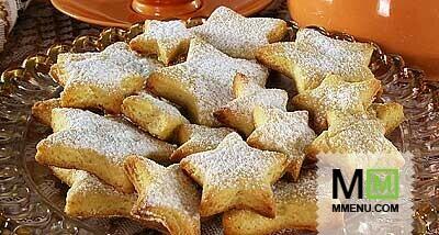 Песочное печенье «К чаю»