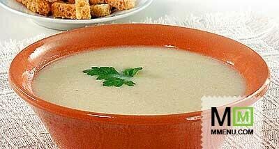 суп пюре из индейки рецепт с фото