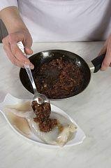 Приготовление блюда по рецепту - Фаршированные кальмары (3). Шаг 5