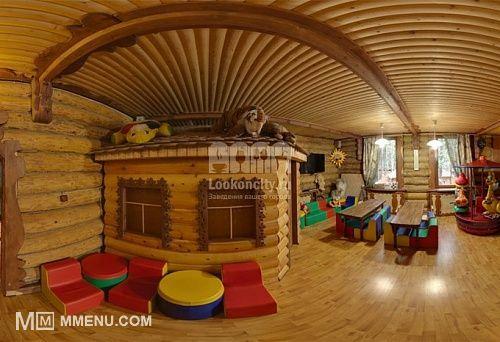 ресторан спортинг клуб москва