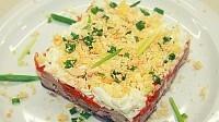 Салат Мимоза - Новогодний салат