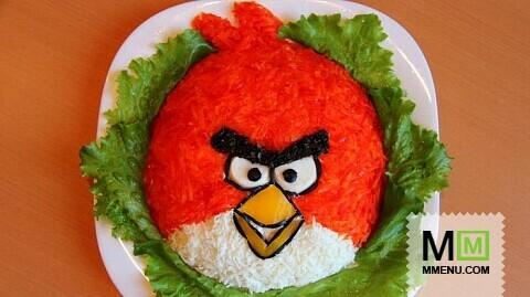 Интересные салаты на день рождения ребёнку фото и рецепты