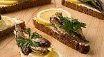 рецепт: Бутерброды сошпротами (3)