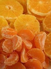 """Приготовление блюда по рецепту - Фруктово-желейный торт """"Мандарины, апельсины"""". Шаг 4"""