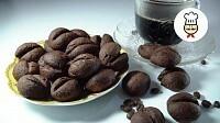 """Печенье """"Зерна Кофе"""" Подарки под елку любителям кофе"""
