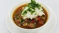 Суп «Фаршированный перец»