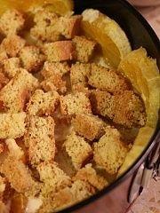 """Приготовление блюда по рецепту - Фруктово-желейный торт """"Мандарины, апельсины"""". Шаг 9"""
