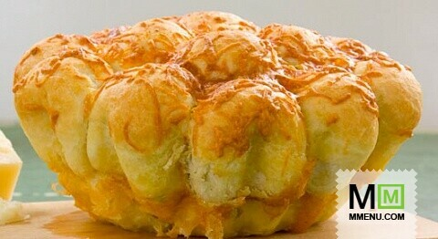 Обезьяний хлеб с сыром
