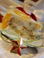 """Приготовление блюда по рецепту - Фруктово-желейный торт """"Мандарины, апельсины"""". Шаг 12"""