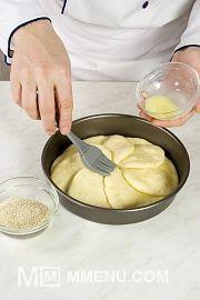 Приготовление блюда по рецепту - Погачице (сербский хлеб). Шаг 3