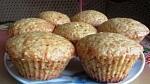 Рецепт: Постные апельсиновые кексы