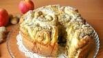Рецепт: Бесподобный пирог из «розочек» с вкуснейшей начинкой