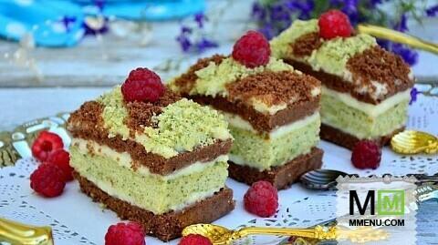 Новые пирожное рецепты с фото