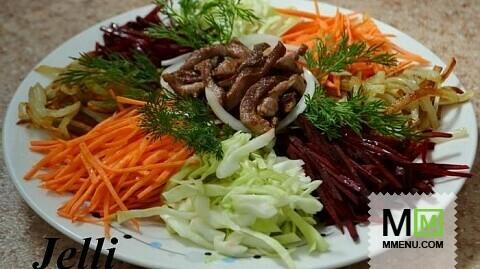 Кулинарные рецепты салаты разные