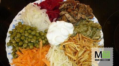 салаты разные рецепты Кулинарные