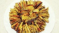Хрустящий Картофель запеченный в духовке