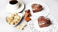 Шоколадные кексы со сгущенным молоком