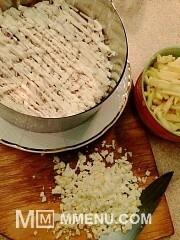 рецепт салата коктейль павлинка