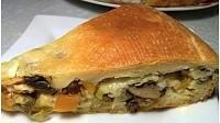 Пирог с овощной начинкой